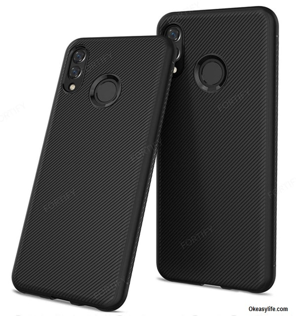 Fortify Twill Back Cover for Honor 8X