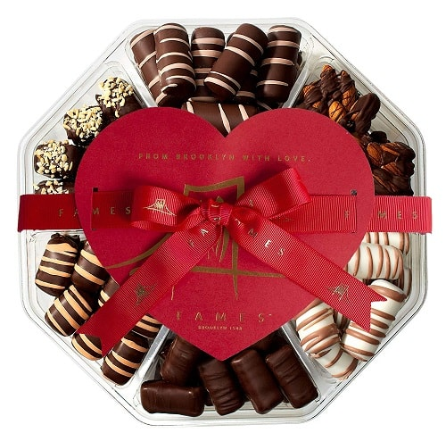 Dark Chocolate Valentine's Gift Box