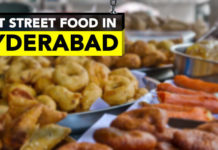 street food of hyderabad