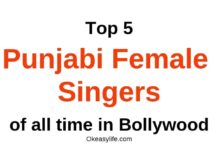 Punjabi Female Singers