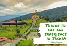 Things to do in Sikkim