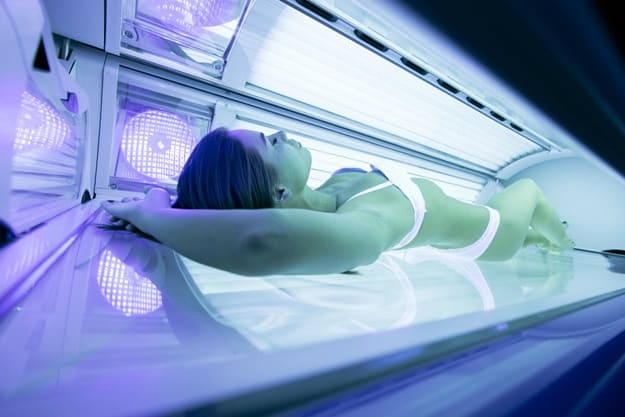 common tanning bed mistakes