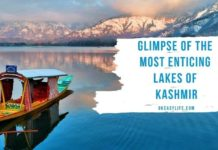 lakes in kashmir