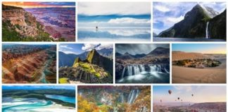 places to visit in the world