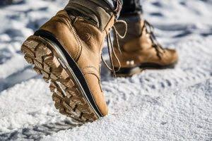 Non-slip winter boots