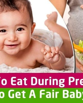 Fruits to eat during pregnancy to have a fair baby