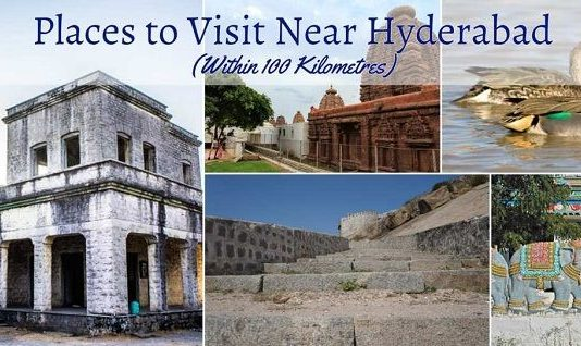places to visit near hyderabad
