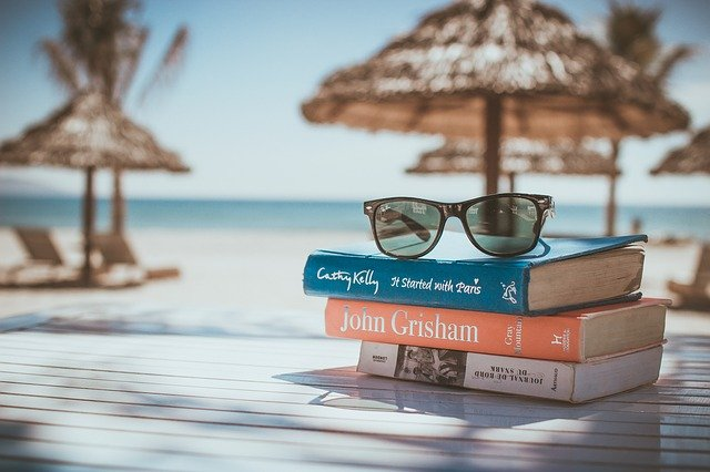 sunglasses books