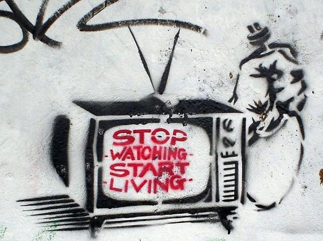 Stop Watching Television