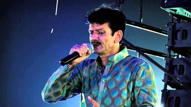 Gujarati singer - Achal Mehta