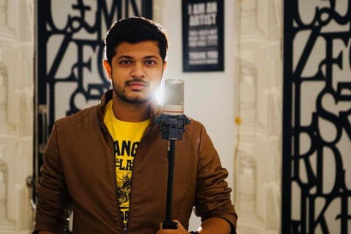 Anudeep - Telugu Singer