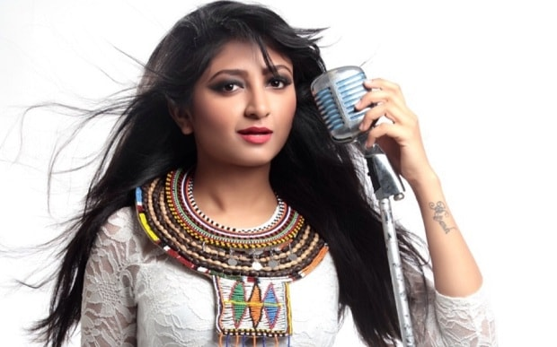 Gujarati singer - Bhoomi Trivedi
