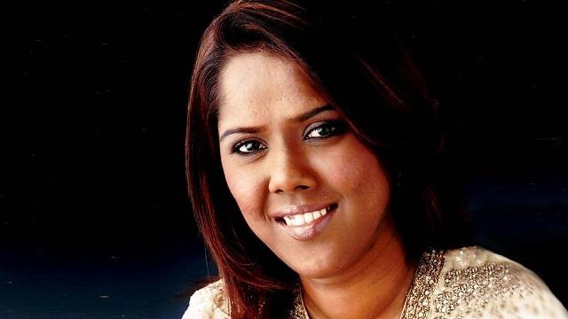 Mahalakshmi Iyer Marathi Singer