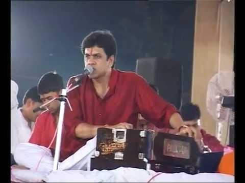 Gujarati Singer- Paritosh Goswami