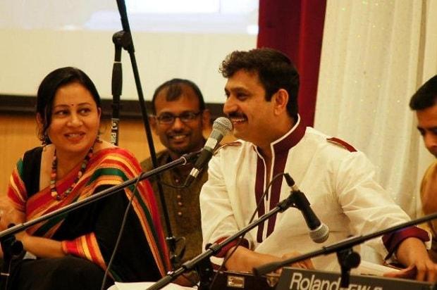 Gujarati Singer- Sachin Limaye