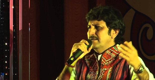 Gujarati Singer - Sanjay Oza