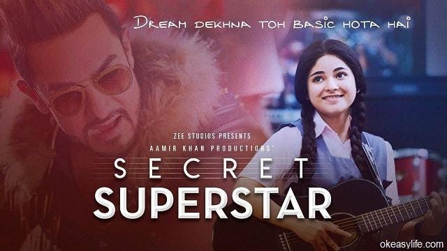Secret Superstar highest grossing Bollywood movies