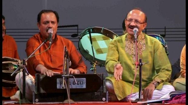 Gujarati Singer - Shyamal & Saumil