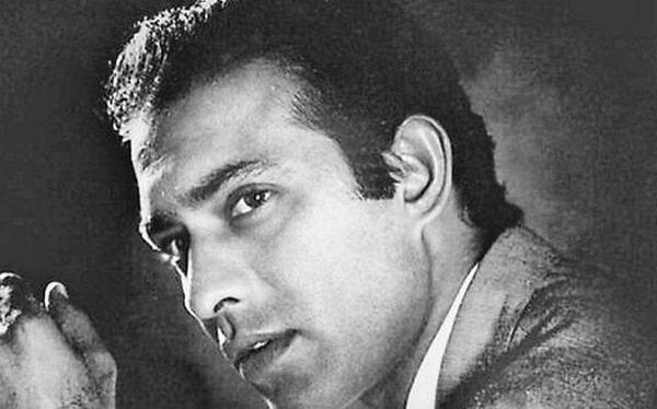 Bangali singer Talat Mahmood