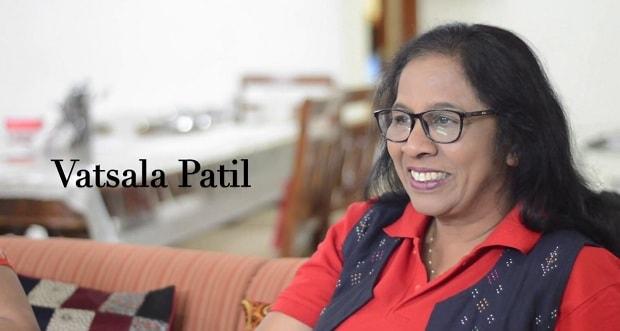 Gujarati Singer - Vatsala Patil