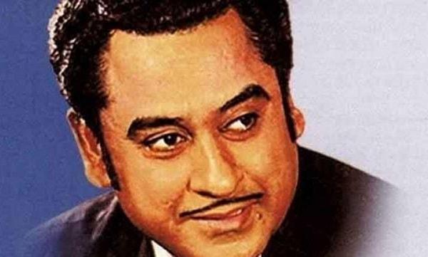 Bengali Singer kishore kumar