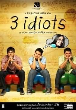 3 idiots comedy movie