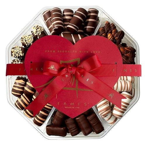 Dark Chocolate Valentine's Gift Box