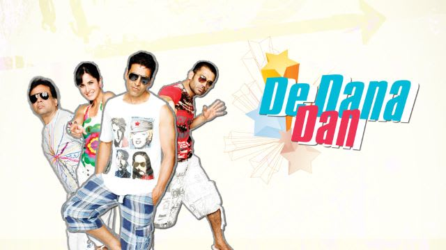 De Dana Dan bollywood comedy movies
