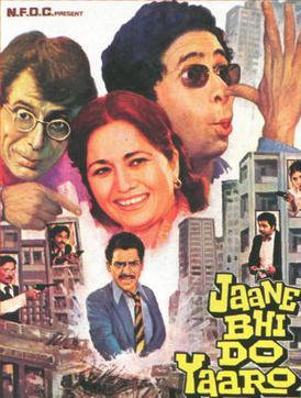 jaane bhi do yaaro cult comedy movie