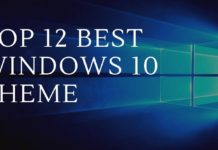 Top Windows 10 Theme