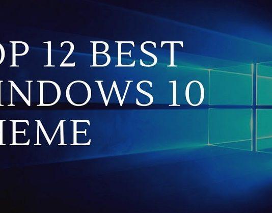 Top Windows 10 Theme
