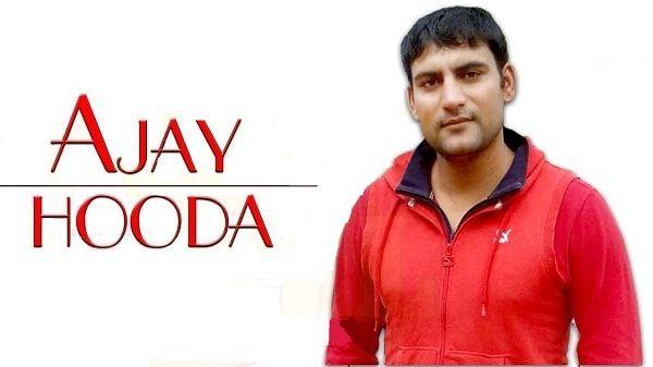 Haryanvi Singer Ajay Hooda