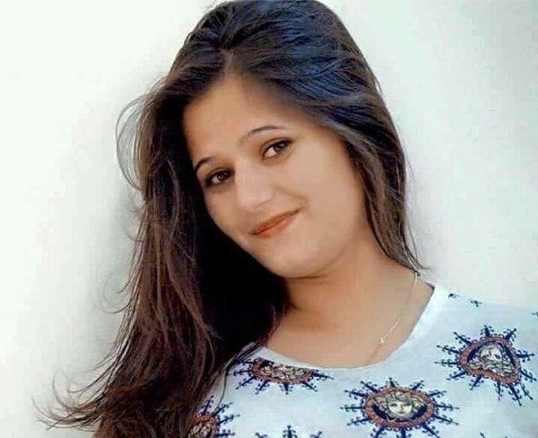 Haryanvi Singer Anjali Raghav