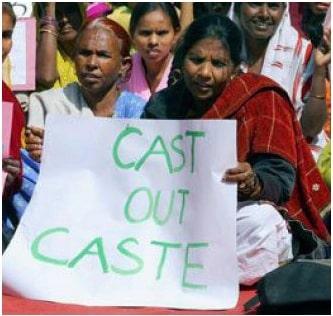 Casteism and Religionism
