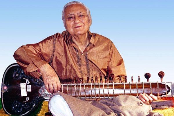 Pandit Shamboo Nath Sopori Singer from Kashmir