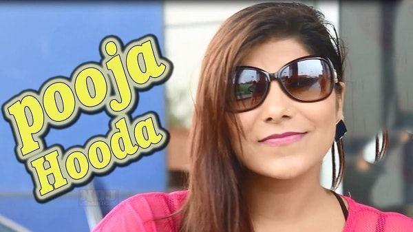 Haryanvi Singer Pooja Hooda