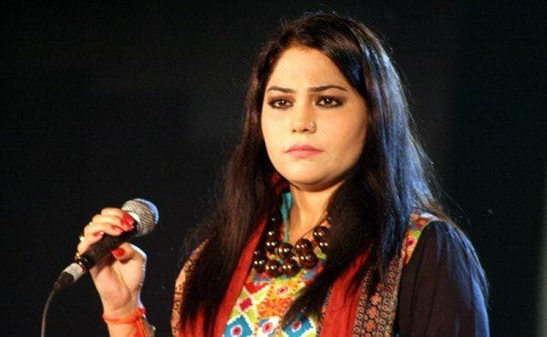 Pakistani Singer Sanam Marvi