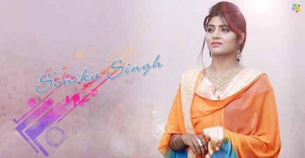 Haryanvi Singer Sonika Singh