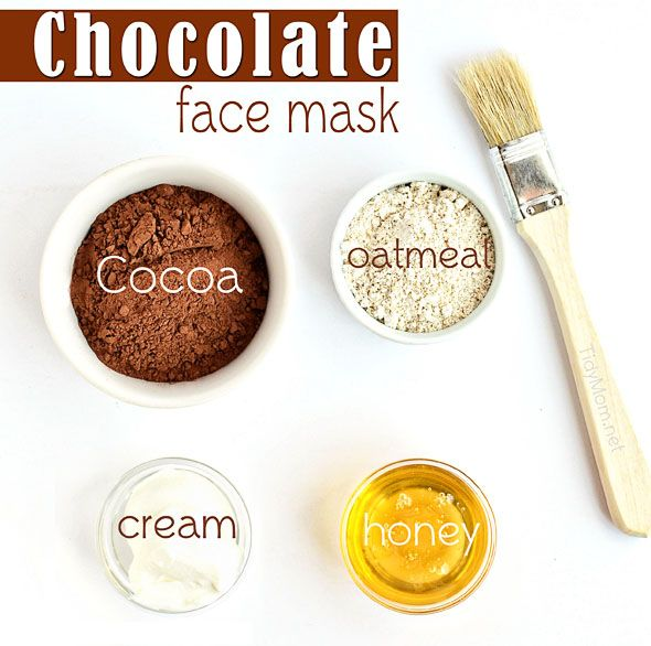 coffee and oatmeal fase mask