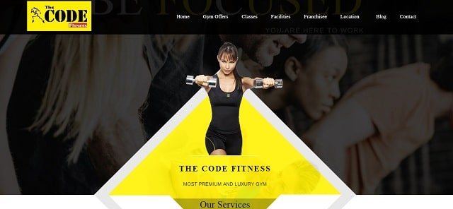 the code fitness