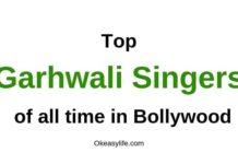 Garhwali Singers