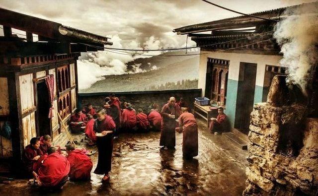 Kila Nunnery bhutan