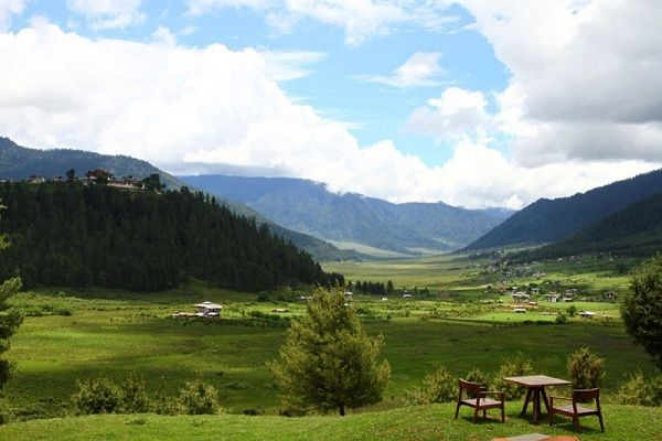 Phobjhika Valley
