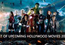Upcoming Hollywood Movies