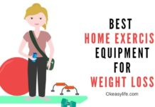 home exercise equipment