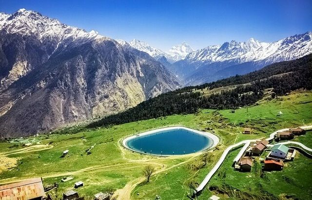 Auli Places to visit in Uttarakhand