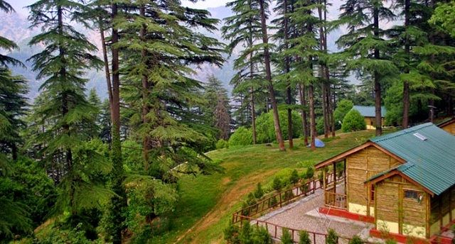 Dhanaulti Places to visit in Uttarakhand