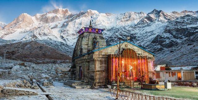 Kedarnath Places to visit in Uttarakhand