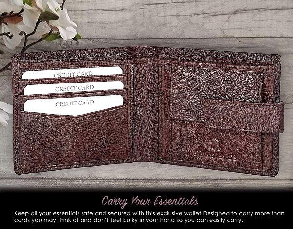 wallets on Amazon India