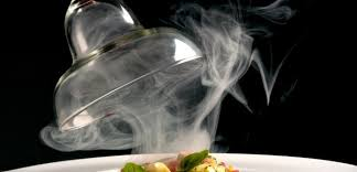 Cooking with Smoke